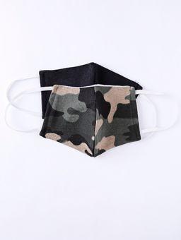 Kit-de-Mascaras-Infantil-Para-Menino---Camuflado-preto-2-8