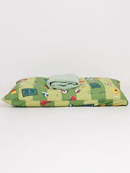 Jogo-de-Lencol-Solteiro-Simples-Portal-Play-Verde-verde