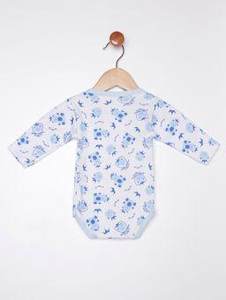 Body-Infantil-Para-Bebe-Menino---Branco-azul-P