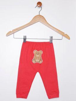 Kit-com-03-Calcas-Infantil-Para-Bebe---Vermelho-cinza-branco-P