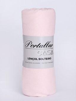 Lencol-Avulso-Solteiro-Portallar-Rosa