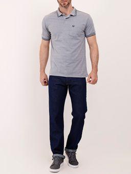 Calca-Jeans-Tradicional-Vilejack-Masculina-Azul