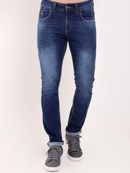 Calca-Jeans-Pisom-Masculina-Azul