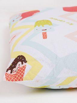 Jogo-de-Lencol-Solteiro-Simples-Portal-Play-Rosa-multicolorido