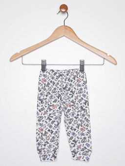 Pijama-Ceroulinha-Infantil-Para-Bebe---Branco-laranja-P