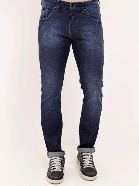 Calca-Jeans-Skinny-Enrico-Rossi-Masculina-Azul-38