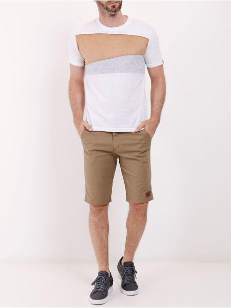 Camiseta-Recortes-Manga-Curta-Masculina-Branco