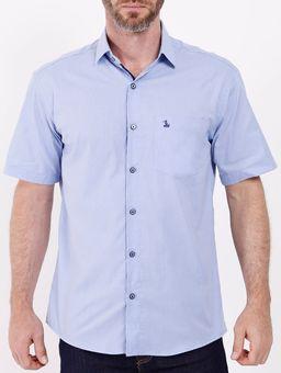 Camisa-Manga-Curta-Masculina-Azul-Claro-1