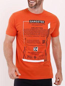 Camiseta-Manga-Curta-Gangster-Masculina-Telha-P