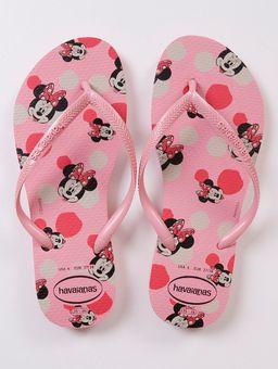 Chinelo-Havaianas-Slim-Disney-Feminino-Rosa-33-34