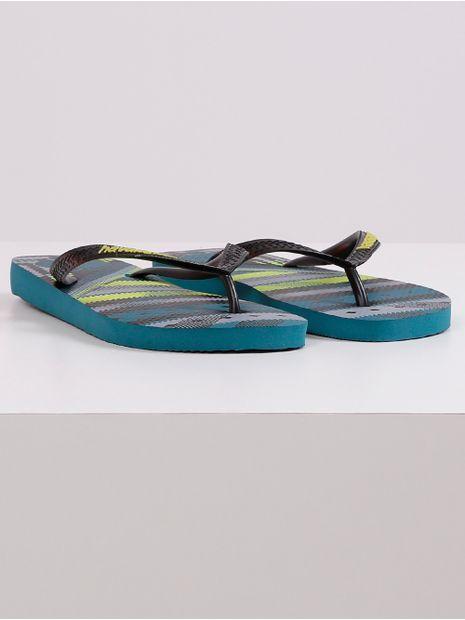 Chinelo-Masculino-Havaianas-Trend-Azul-verde-38