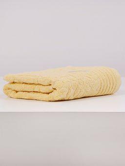Toalha-de-Rosto-Amarelo