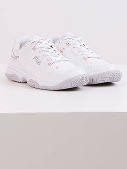 Tenis-Esportivo-Fila-Forehand-Feminino-Branco-rosa-Claro-34
