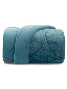 Edredom-Queen-Altenburg-Blend-Elegance-Azul-Marinho-azul