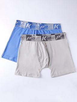 Kit-com-02-Cuecas-Boxer-Masculinas-Bege-azul-P