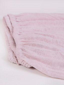 Jogo-de-Lencol-Solteiro-Simples-Portallar-Rosa-marinho