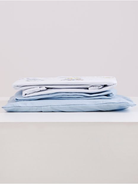 Jogo-de-Lencol-Bordado-Para-Berco-Azul-branco