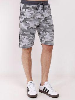 Bermuda-Moletinho-Camuflada-Masculina-Cinza