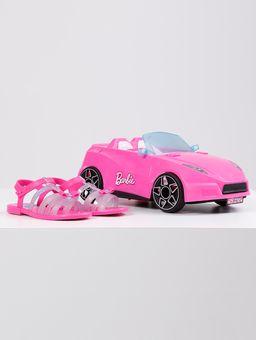 Sandalia-Barbie-Car-Infantil-para-Menina---Rosa-azul