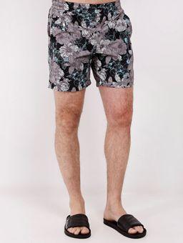 Short-Tactel-Floral-Amil-Masculino-Cinza