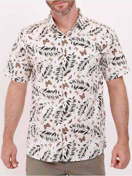 Camisa-Manga-Curta-Estampada-Amil-Masculina-Off-White