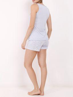 Pijama-Curto-Feminino-Azul-P