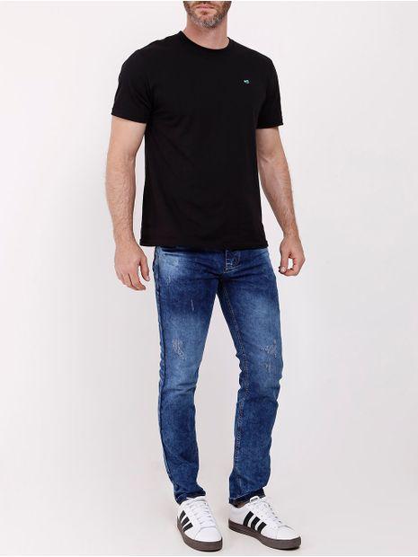 Calca-Jeans-Estonada-Vels-Masculina-Azul