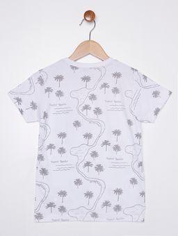 Camiseta-Manga-Curta-Infantil-Para-Menino---Branco-6