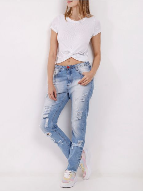 Calca-Jeans-Cigarrete-Destroyed-Feminina-Azul