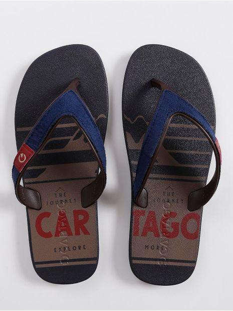 Chinelo-Masculino-Cartago-Dakar-Plus-Azul-marrom