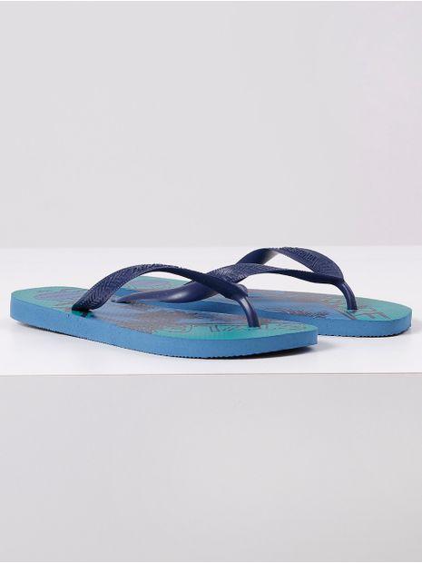 Chinelo-Masculino-Havaianas-Azul-verde-45-46