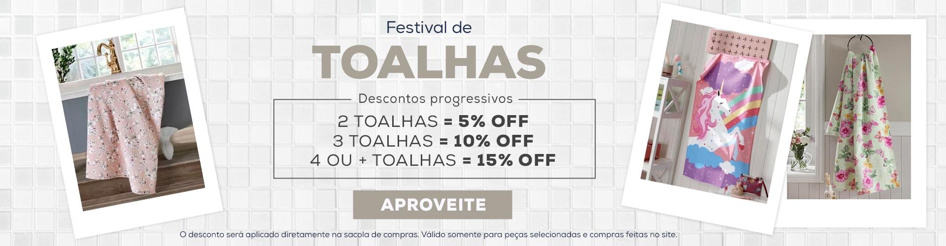 Festival de Toalhas