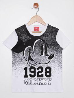Camiseta-Manga-Curta-Disney-Infantil-Para-Menino---Branco