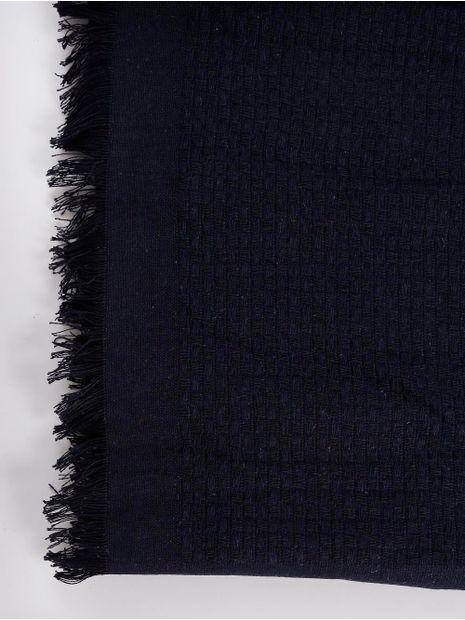 Manta-Decorativa-para-Sofa-Azul-Marinho