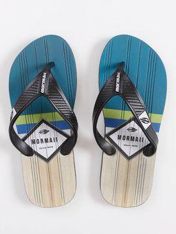 Chinelo-Masculino-Mormaii-Tropical-Pro-Ii-Preto-verde-37-38