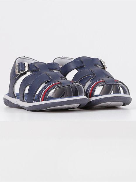 Sandalia-Flex-Infantil-para-Menino---Azul-Marinho