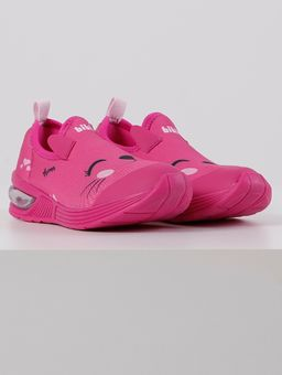 Tenis-Bibi-Space-Wave-2.0-Infantil-para-Menina---Rosa-Pink