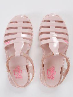 Sandalia-Rasteira-Barbie-Infantil-para-Menina---Rosa-Claro