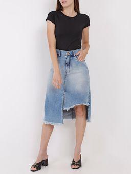 Saia-Jeans-Midi-Zune-Feminina-Azul