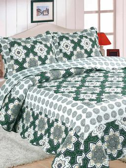 137050-colcha-casal-realce-laureta-verde
