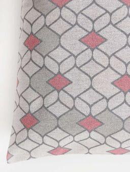 136691-capa-almofada-hedrons-cinza-mosaico