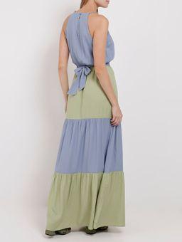 138128-vestido-plano-autentique-verde-azul