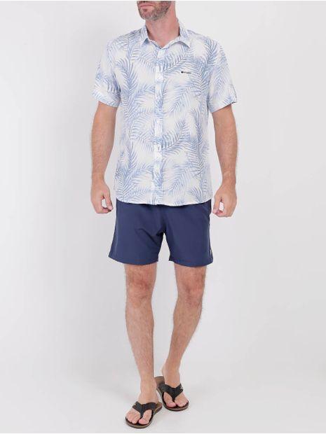 137820-camisa-gangster-estampada-azul-sky