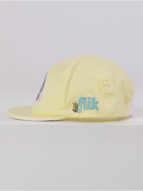 138267-bone-infantil-flik-amarelo03
