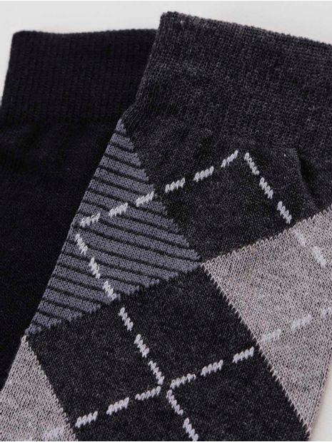 138196-kit-meia-social-cinza-preto-pompeia-02