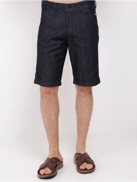 Bermuda-Chino-Jeans-Masculina-Azul