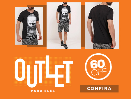 M Outlet Masculino