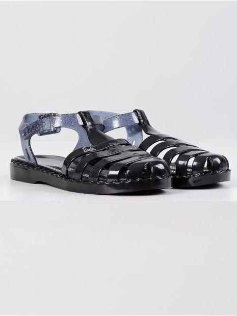 135629-sandalia-rasteira-barbie-duo-aranha-preto-azul-gliter-pompeia