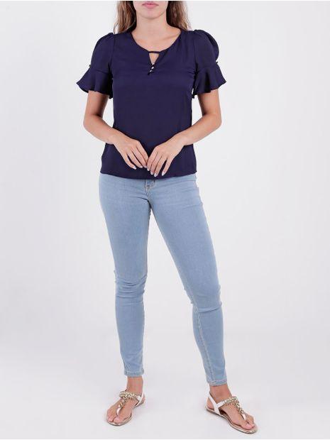 137873-blusa-tecido-plano-agton-liso-mga-buf-c-botoes-azul