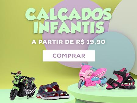 M Calçados Infantis
